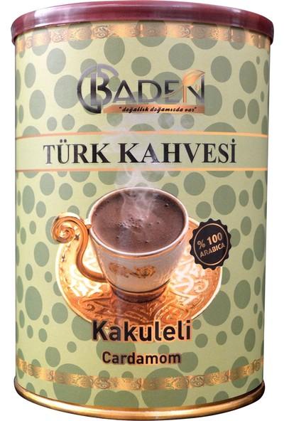 Baden Kakule Aromalı Türk Kahvesi 500 gr