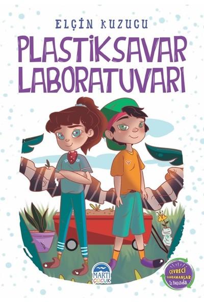 Plastiksavar Laboratuvarı - Elçin Kuzucu