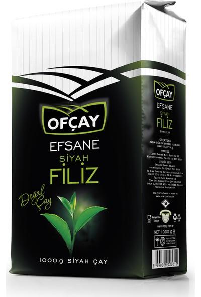 Ofçay Efsane Filiz Siyah Cay 1 Kg