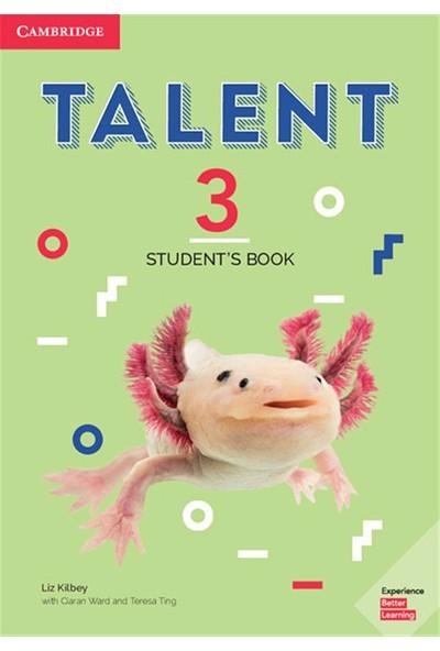 Talent 3 Student Book+Work Book
