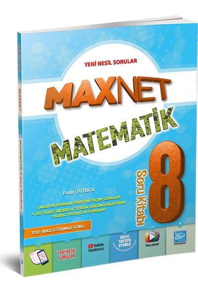 Karaca Yayınevi Maxnet 8. Sınıf Matematik Soru Kitabı