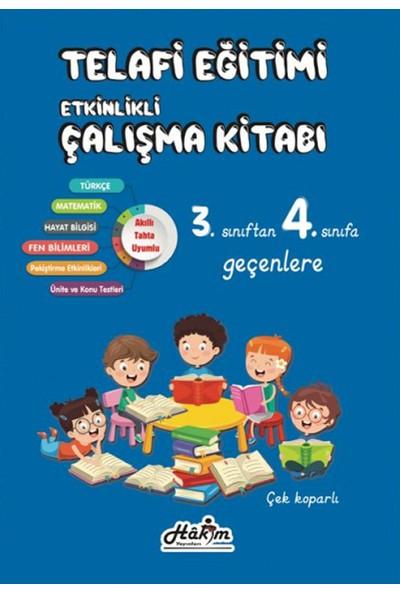 Hakim Yayınları Telafi Eğitim 4.sınıfa Geçenler Için