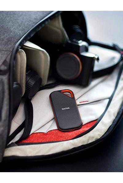 "SanDisk Extreme Pro Portable 2.5"" 2TB 1050MB-1050MB/s USB 3.1 Taşınabilir SSD SDSSDE80-2T00-G25"