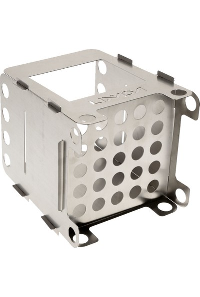 Lixada Depolama Torbalı Lixada Taşınabilir Piknik Odun Sobası