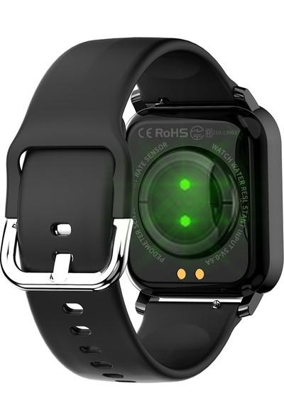 Kospet Gto Akıllı Saat - IP68 - (Android ve iPhone Uyumlu) (Yurt Dışından)