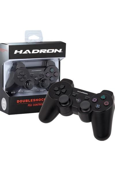 Hadron HD-306 Oyun Kolu Game Pad Kablosuz PS3 Buletooth Siyah