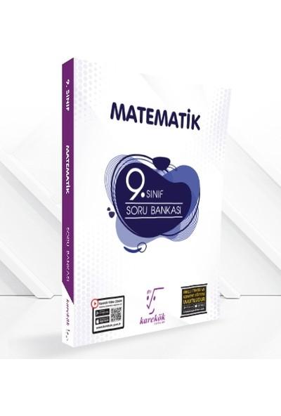 Karekök Yayınları 9.sınıf Matematik Soru Bankası