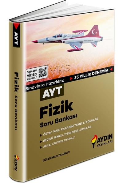 Aydın Yayınları AYT Fizik Soru Bankası