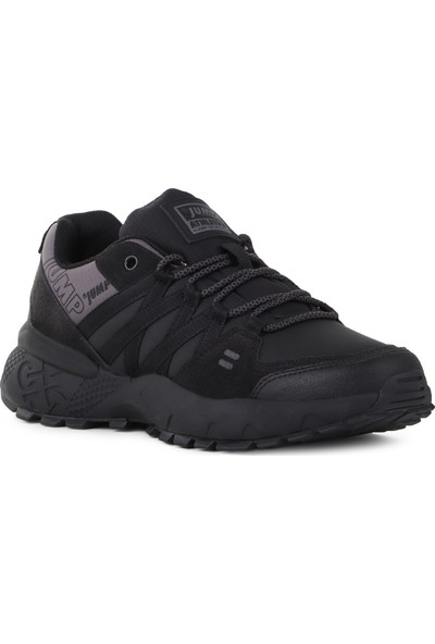 Jump 25676 Siyah Erkek Ayakkabı