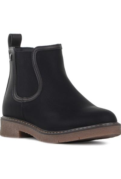 Polaris Bayan Günlük Ayakkabı Comfort 92.151155.Z Siyah