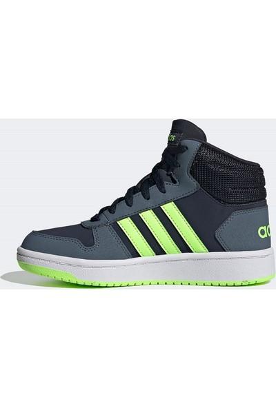 Adidas Hoops Mıd 2.0 K Basketbol Ayakkabı