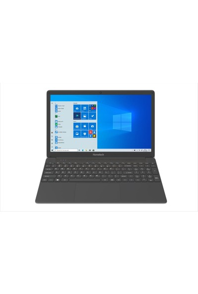 "Hometech Alfa 550i Intel Core i5 5257 4GB 240GB SSD Windows 10 Home 15.6"" FHD Taşınabilir Bilgisayar"