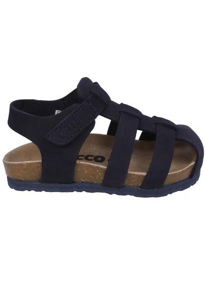Vicco 905.20Y.080 Arena Deri Kız/Erkek Çocuk Spor Sandalet Lacivert