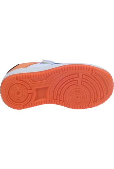 Kiko Ats Günlük Cırtlı Kız/Erkek Çocuk Spor Ayakkabı