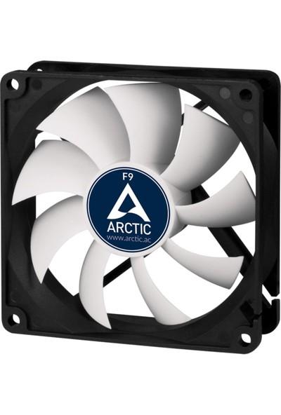 Arctic F9 92mm Beyaz Kanatlı Kasa Fanı (AFACO-080P0)
