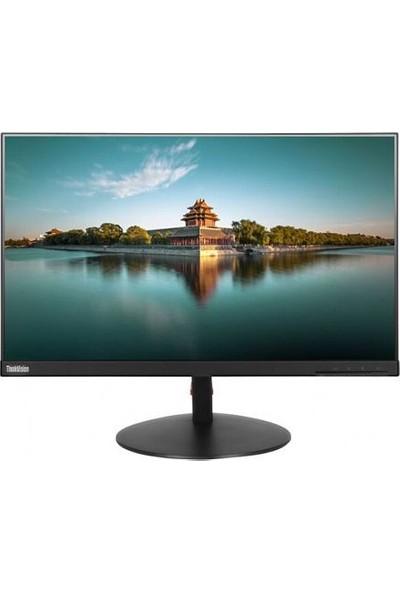 "Lenovo ThinkVision T24i-19 23.8"" 60Hz 4ms (HDMI+Display) FreeSync Full HD IPS LED Monitör 61D6MAT2TK"