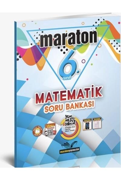 Maraton 6.sınıf Matematik Soru Bankası