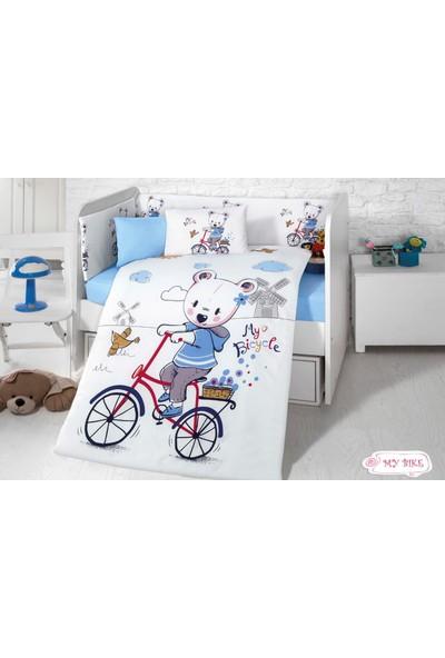 Komfort Home Bebek Uyku Seti 8 Parça Byke