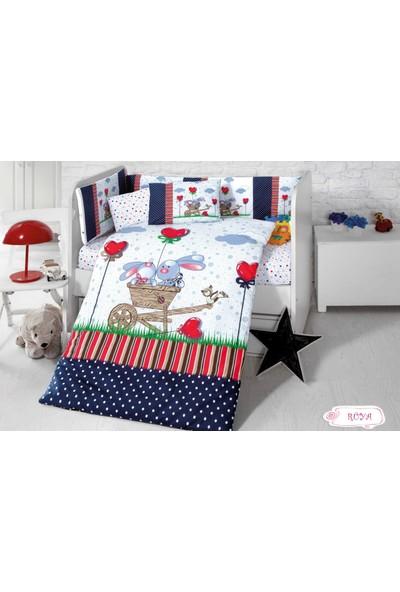 Komfort Home Bebek Uyku Seti 8 Parça / Rüya