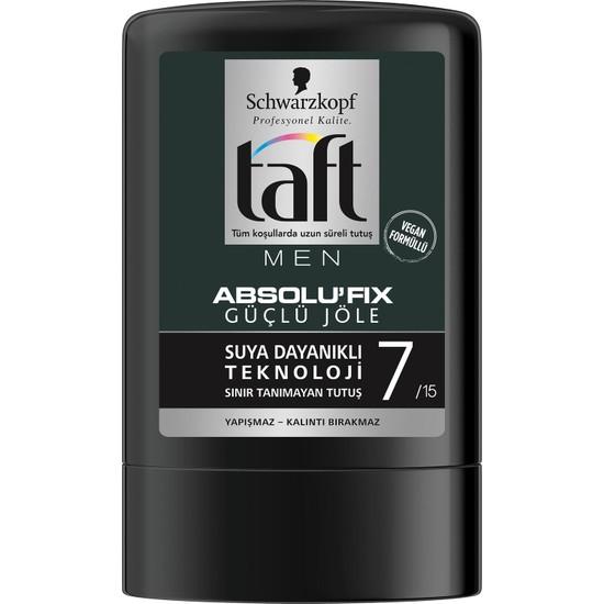 Taft Jöle AbsoluFix Mega Black 300 ml