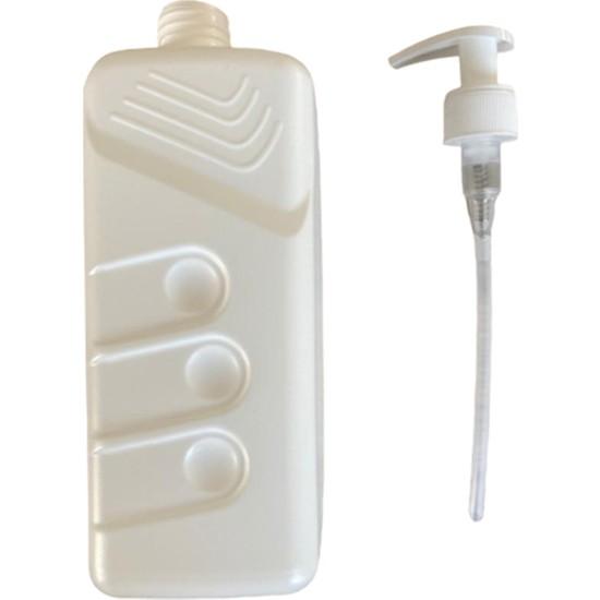 Bifazla Dezenfektan Aparatı Için 1000 ml Pompa ve Şişesi