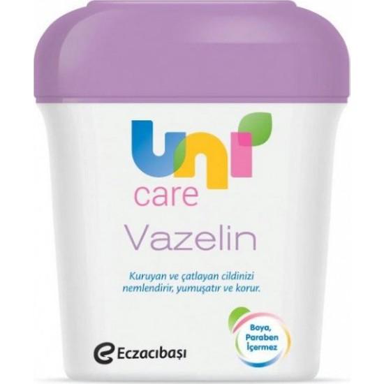 Uni Baby Vazelin 170 ml - 6'lı Paket