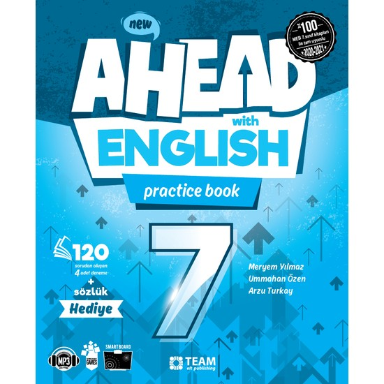 Ahead with English 7 Practice Book