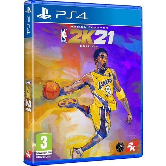 NBA 2K21 Mamba Forever Edition PS4 Oyun