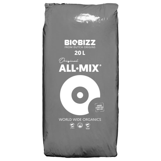 Biobizz All Mix Toprak - 20 lt