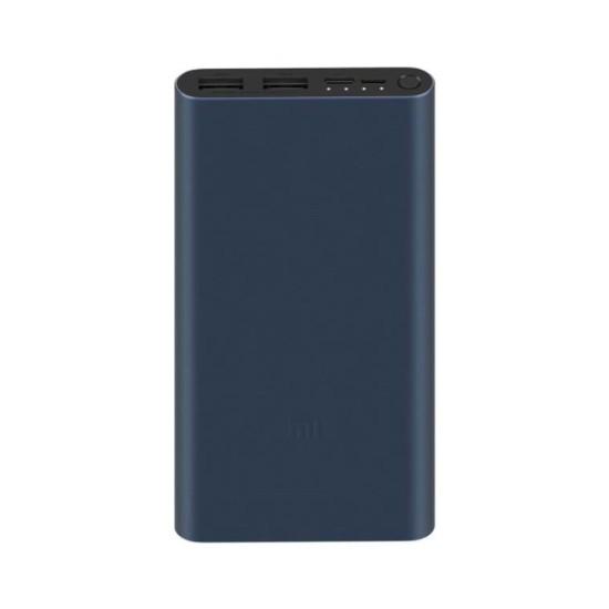 Xiaomi 10000 mAh 18W Taşınabilir Hızlı Şarj Cihazı 3 - Siyah