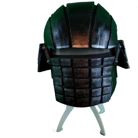 Hmd Ren Şövalyesi Dekoratif Maske