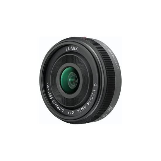 Panasonic H-H 14 mm 2.5 Lens