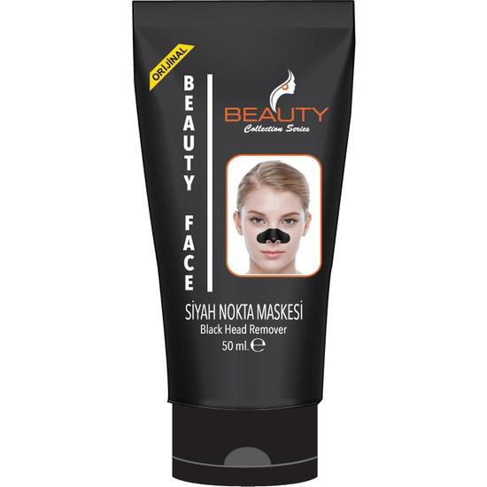 Beauty Face Siyah Nokta Maske Tüp 50 ml