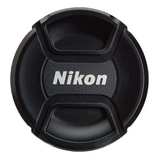 Ayex Nikon İçin 55 mm Snap Ön Lens Kapağı Lens Cap Objektif Kapağı