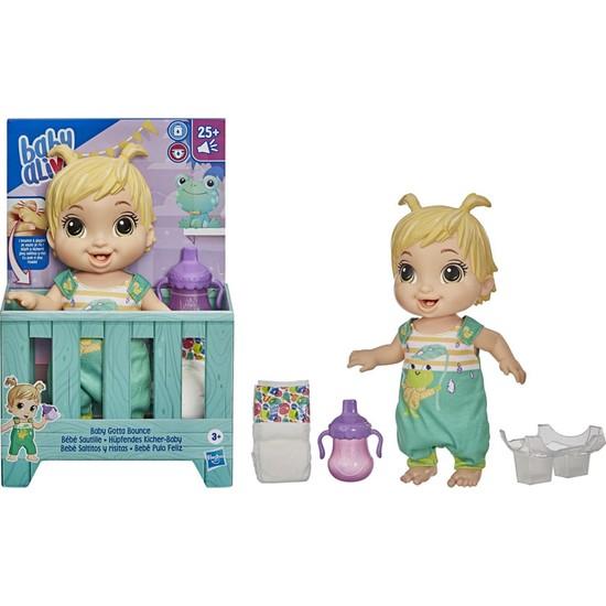 Hasbro Baby Alive Zıplayan Bebeğim E9427