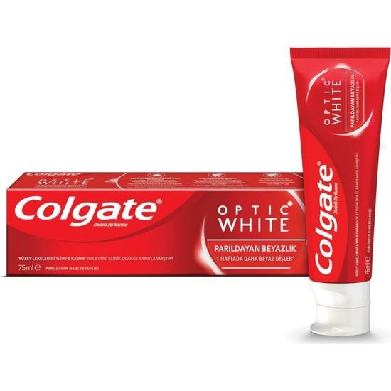 Colgate Diş Macunu Parıldayan Beyazlık