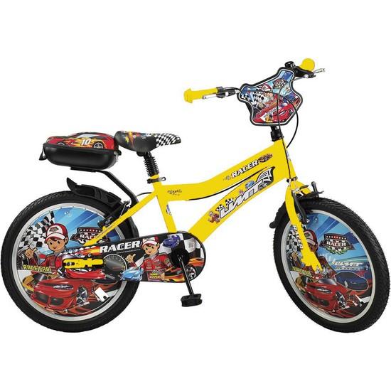 Ümit 2048 Racer 20 Jant Erkek Çocuk Bisikleti Sarı - 004596