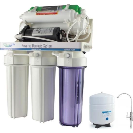 Aquabir 6 Aşamalı Su Arıtma Cihazı Pompalı