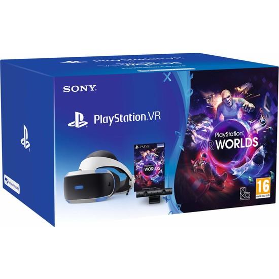 Sony Playstation Cuh-Zvr2 Vr Başlangıç Paketi (Yurt Dışından)