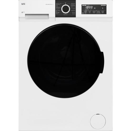 SEG SCM1040 TE A+++ 10 kg 1400 Devir Çamaşır Makinesi