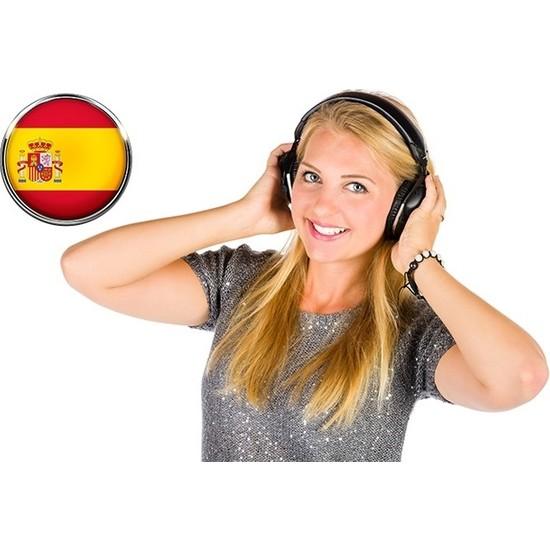 Başlangıçtan İleri Seviyeye Kapsamlı İspanyolca Eğitim Seti