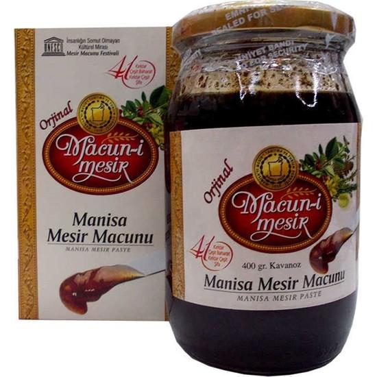 Macun-i Mesir Manisa Mesir Macunu 700 gr Kavanoz