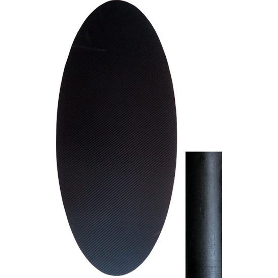 Woodie Denge Tahtası Carbon Fiber Design - Balance Board
