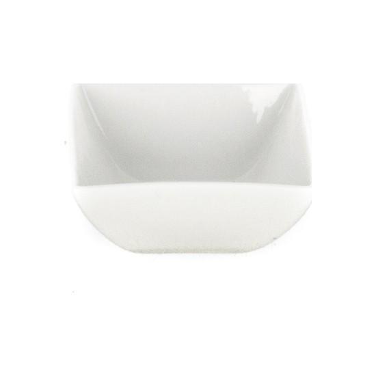 Ultraform Kare Porselen Kase 10 x 10 cm