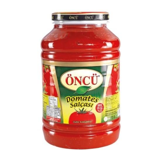 Öncü Domates Salçası Cam Pet Kavanoz 4300 gr
