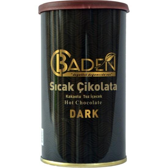 Baden Dark Hot Chocolate 200 gr