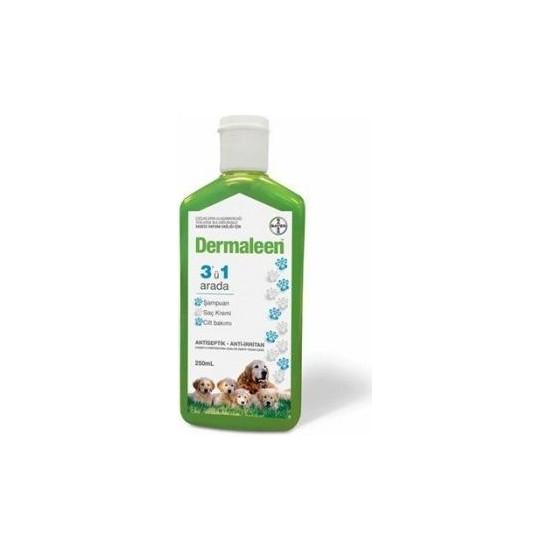 Dermaleen Şampuan 3'lü Etki