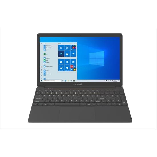 "Hometech Alfa 550i Intel Core i5 5257 4GB 240GB SSD Windows 10 Home 15.6"" FHD Taşınabilir Bilgisayar"