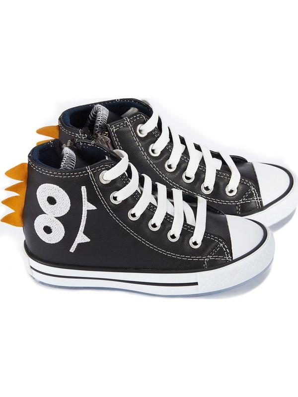 Denokids Canavar Tırtırlı Erkek Çocuk Sneakers