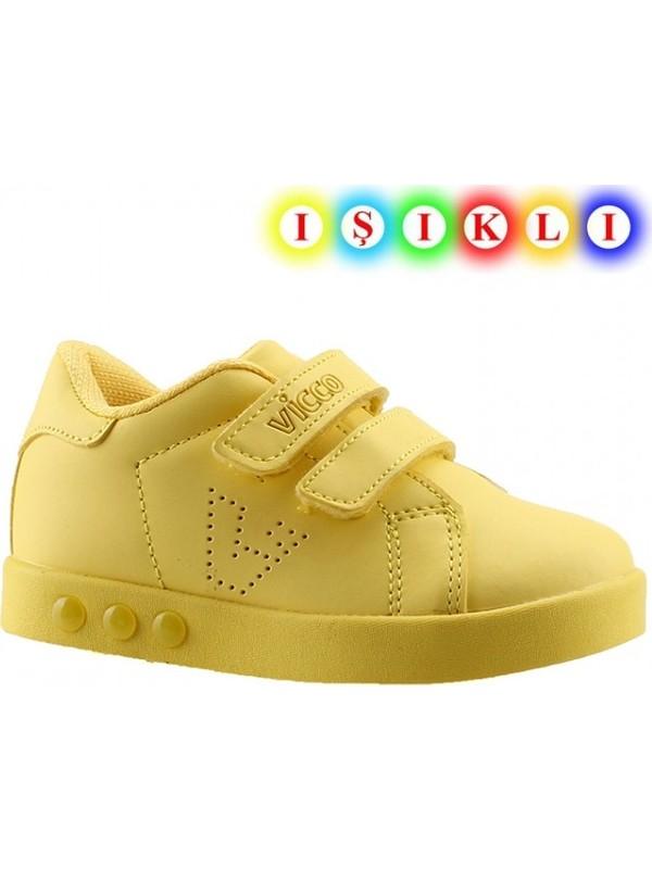 Vicco 313.E19K.100 Oyo Işıklı Kız/Erkek Çocuk Spor Ayakkabı